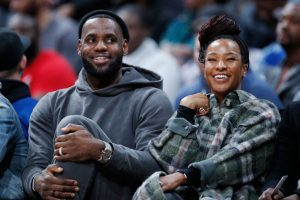 What's the Net Worth of LeBron James' Wife, Savannah James?