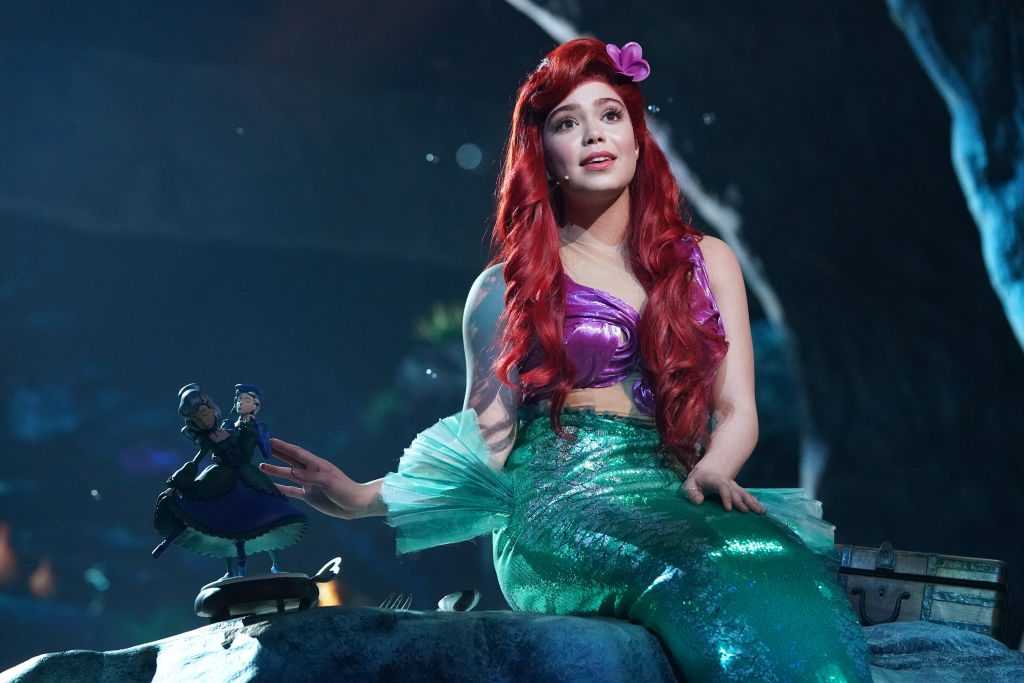 "ABC's ""The Little Mermaid Live!"""