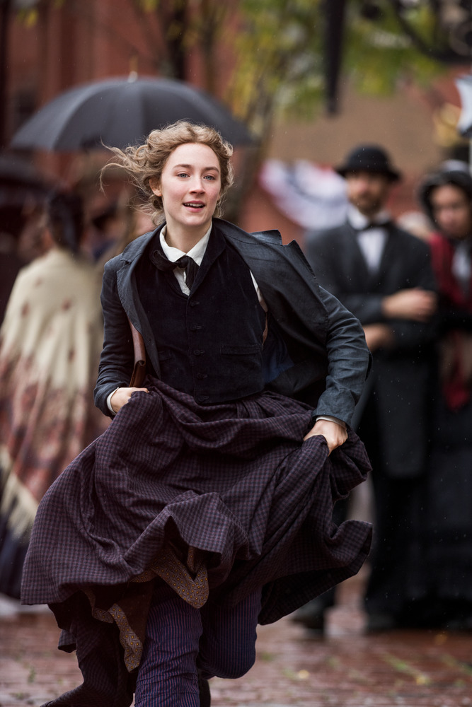 Little Women: Saoirse Ronan