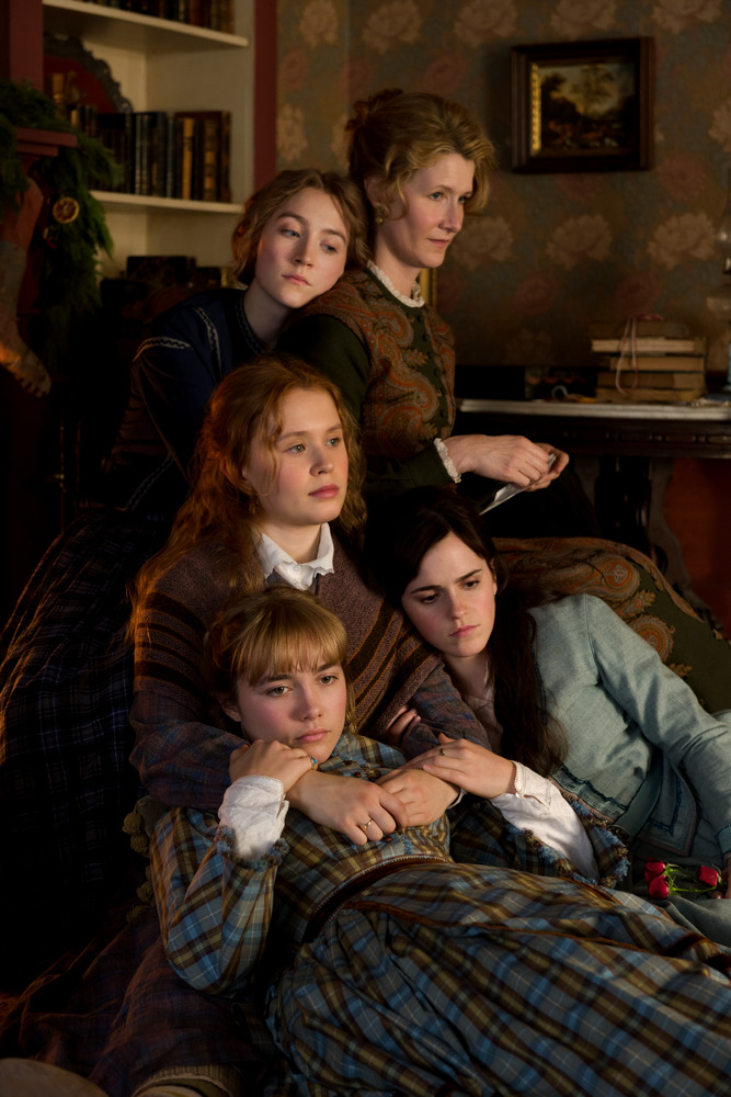 Eliza Scanlan, Laura Dern, Florence Pugh, Emma Watson, Saoirse Ronan