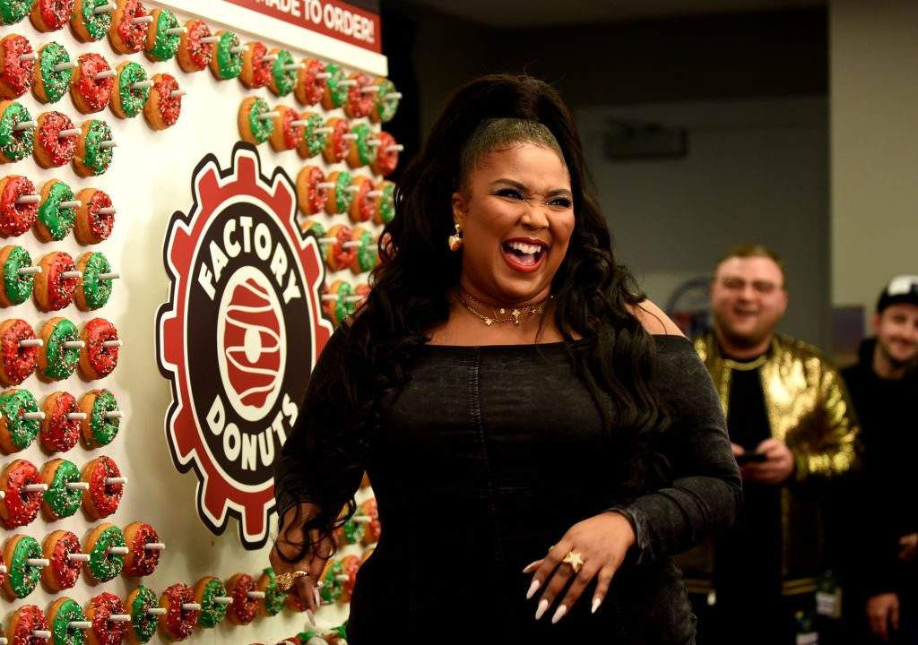 Lizzo's Body Positive Movement Helps Crown Her TIME's Entertainer of the Year