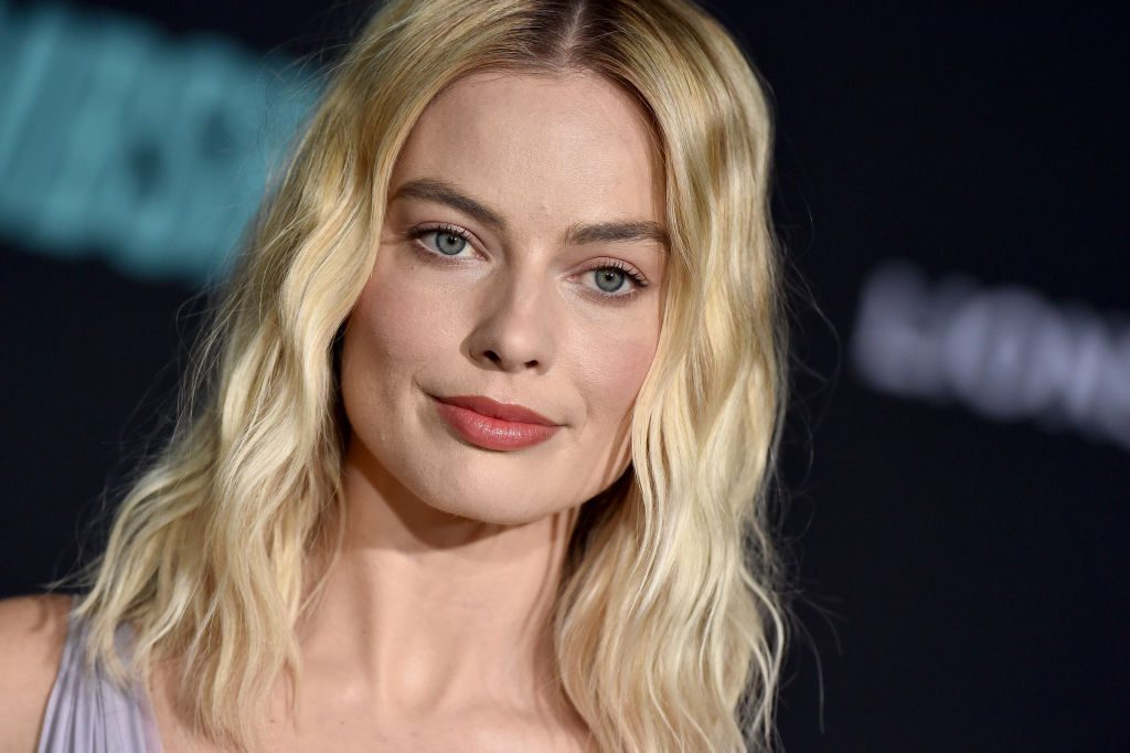 Margot Robbie at a screening for 'Bombshell'