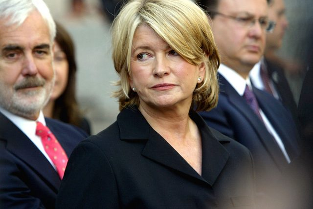 Why Did Martha Stewart Go to Prison?
