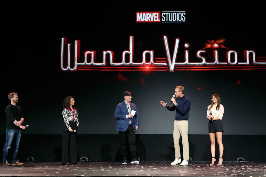 Marvel's WandaVision will be in the MCU