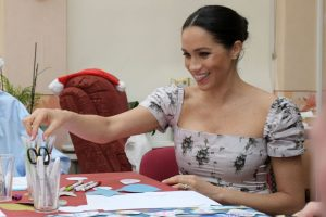 Meghan Markle's Favorite Holiday Cocktail Includes Almond Milk