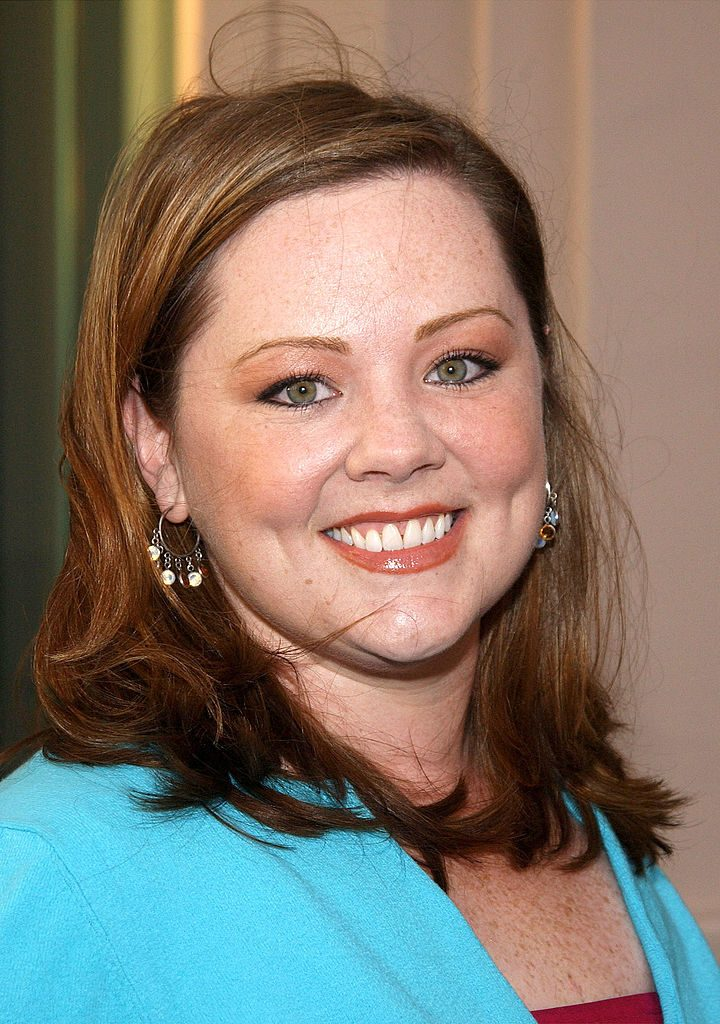 """Melissa McCarthy attends a behind the scenes discussion of the television show """"Gilmore Girls"""" at the Academy of Television Arts and Science"""