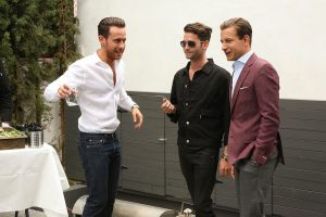 'Million Dollar Listing': Josh Flagg and PK Kemsley from 'RHOBH' Prank David Parnes Over Party Invite
