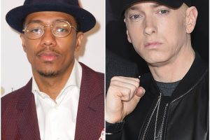Nick Cannon Gets Suge Knight Involved in Eminem Beef