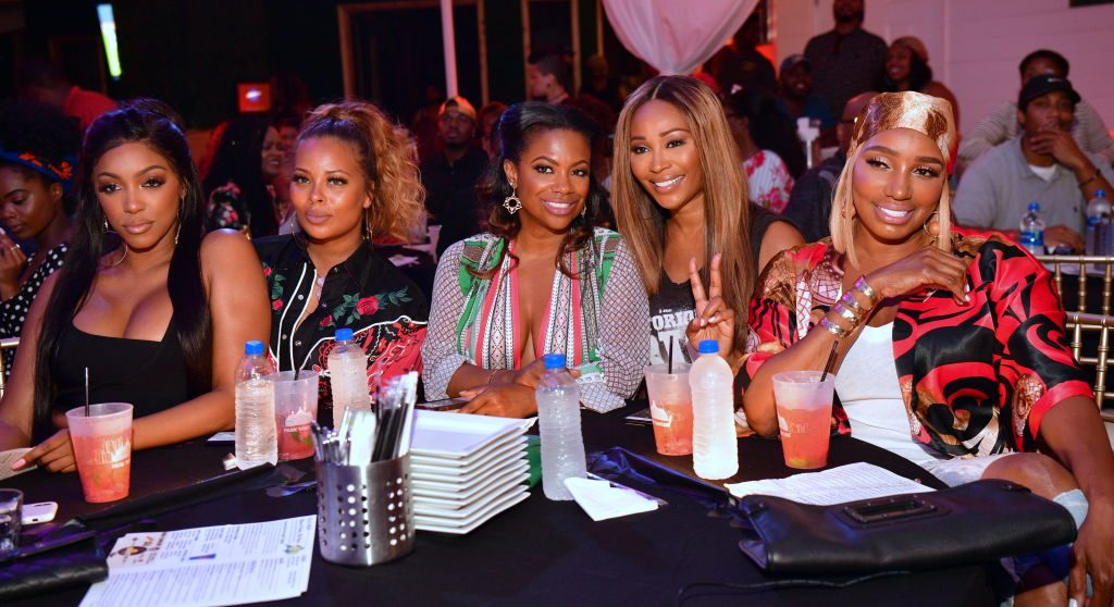 Porsha Williams, Eva Marcille, Kandi Burruss, Cynthia Bailey and Nene leakes