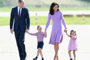 Prince William Sticks Up For Princess Charlotte When Prince George Teases Her and Teaches Him an Important Lesson