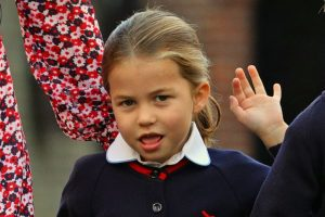 Princess Charlotte Has 1 Major Request On Her Christmas List