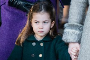 Princess Charlotte Refused To Let Go Of This Extra Special Christmas Gift