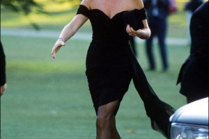 The Surprising Truth About Princess Diana's Iconic 'Revenge Dress'