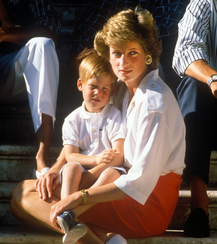 The Heartbreaking Thing Prince Harry Saw Before He...