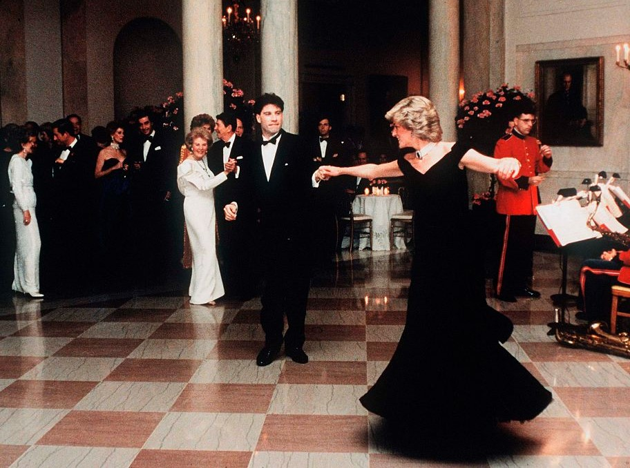 princess diana really didn t want to dance with john travolta because she was hoping this star would ask her princess diana really didn t want to dance with john travolta because she was hoping this star would ask her
