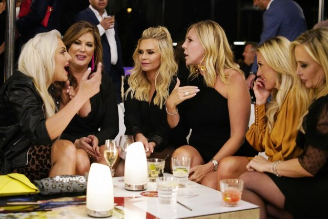 'RHOC' Insider Dishes About Smoking Hot Reunion Looks