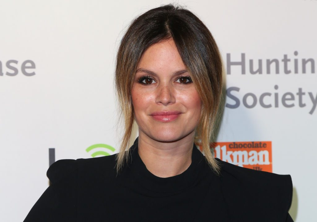 Rachel Bilson attends the 5th annual Freeze HD Gala at Avalon Hollywood