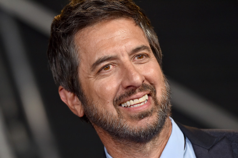 Ray Romano on the red carpet