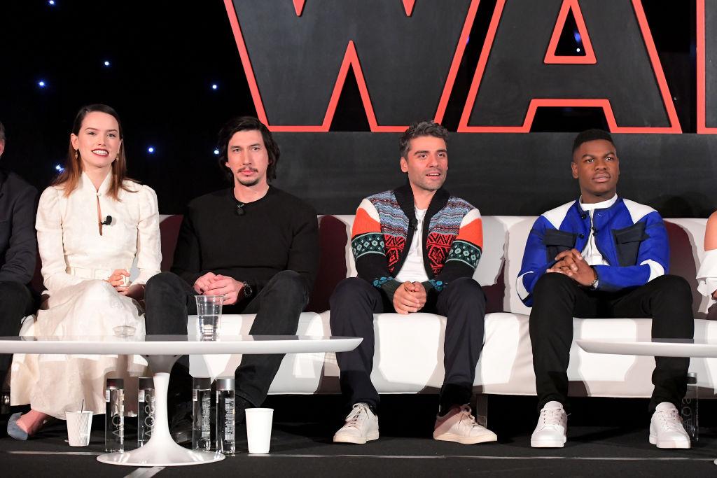 Star Wars Reylo