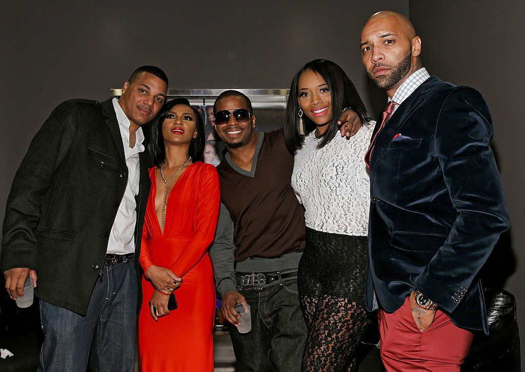 Rich Dollaz, Tara Wallace, Saigon, Yandy Smith, and Joe Budden