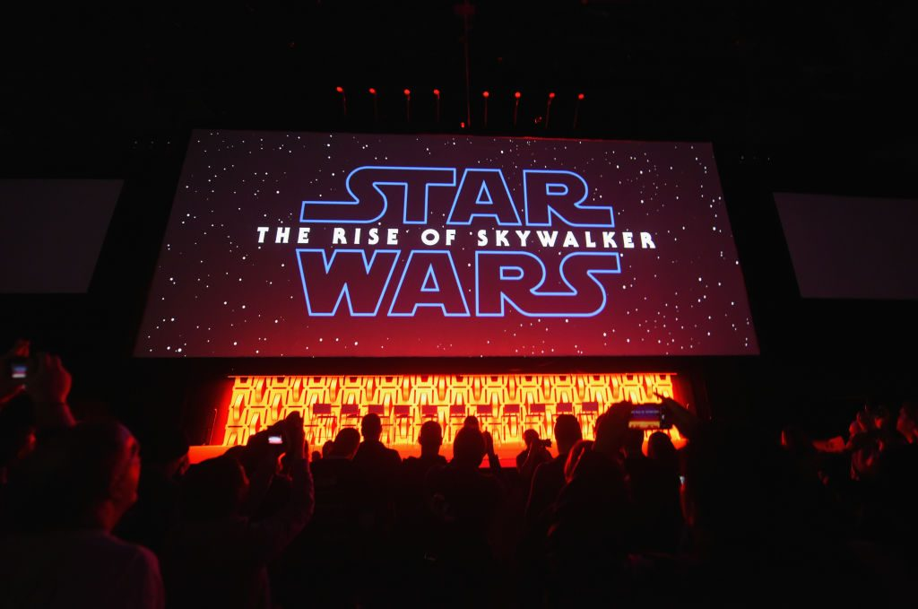 'The Rise of Skywalker' panel at the Star Wars Celebration