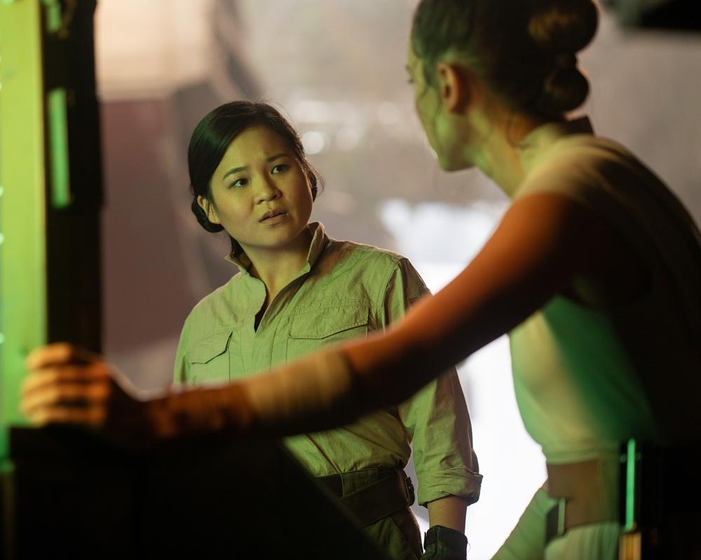 Kelly Marie Tran in The Rise of Skywalker