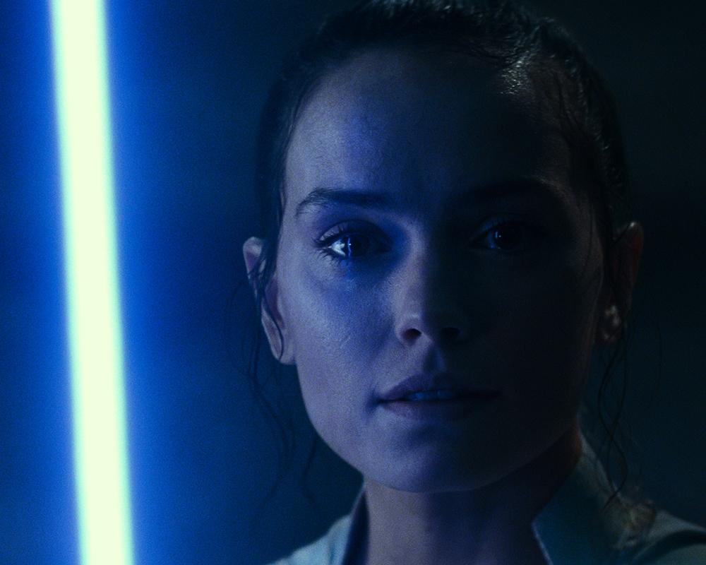 Rey in Star Wars: The Rise of Skywalker