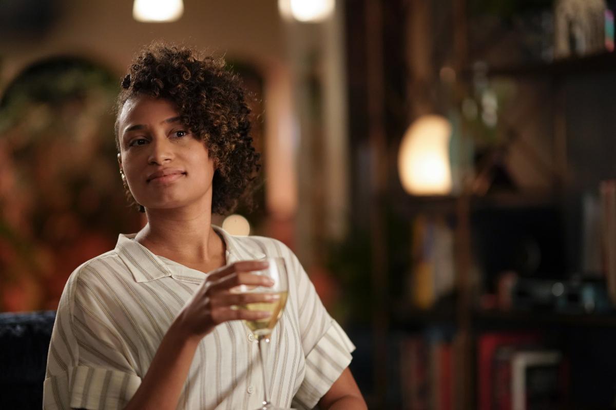 Rosanny Zayas in The L Word: Generation Q