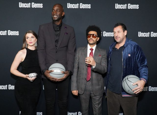 How This Former NBA Superstar Landed A Starring Role in Adam Sandler's 'Uncut Gems'
