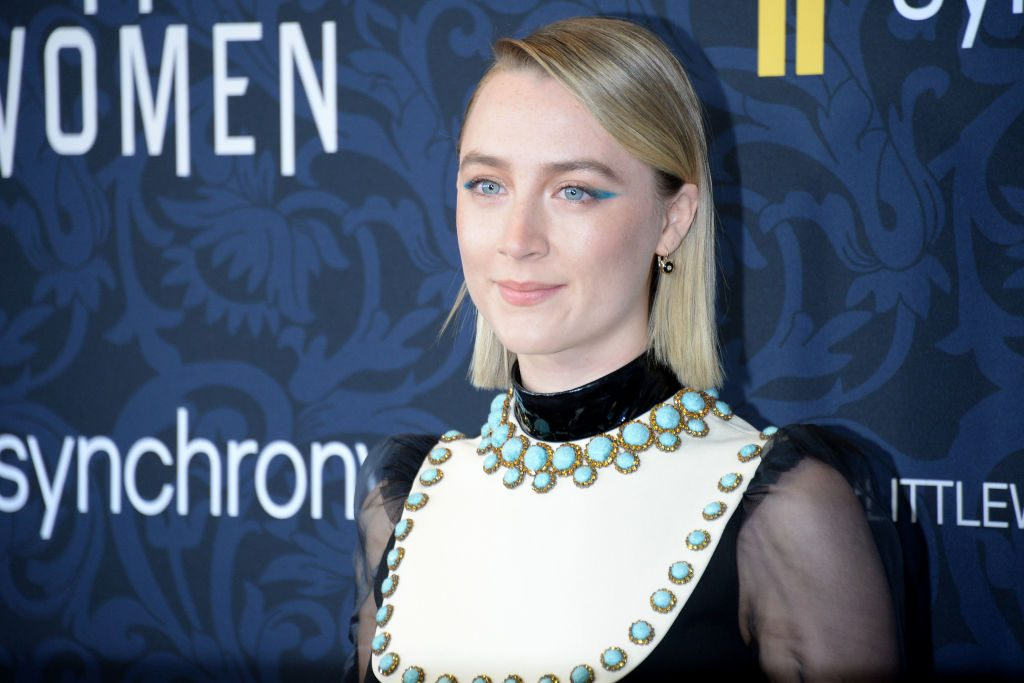 Saoirse Ronan Responds To Greta Gerwig's Golden Globes Snub