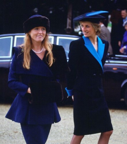 Sarah Ferguson Opens Up About the Heartache of Not Having Princess Diana Around For Royal Events