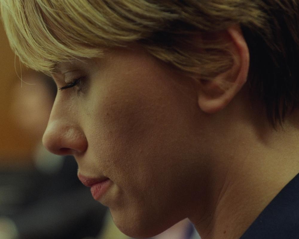 Scarlett Johnasson in Marriage Story
