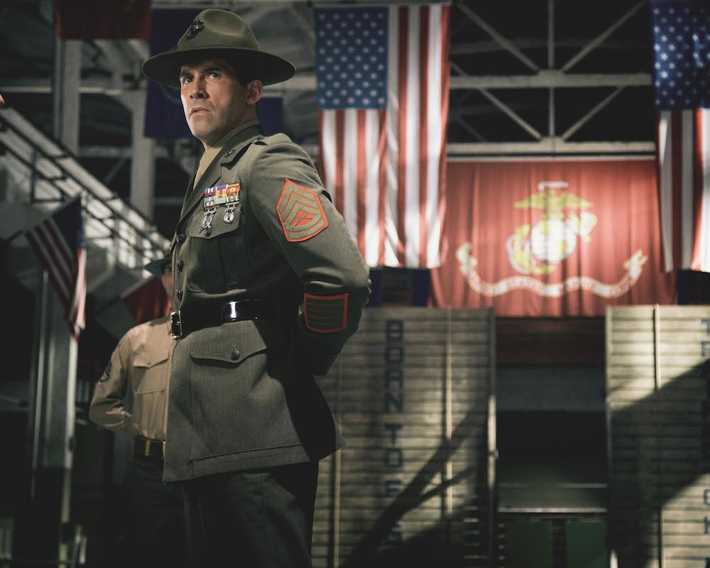 Scott Adkins in Ip Man 4