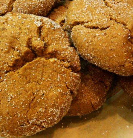 Ina Garten's Ultimate Ginger Cookies