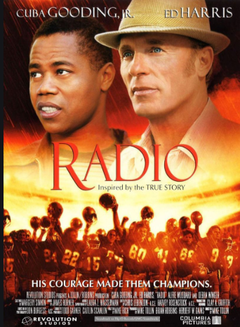 Promotional poster for 'Radio'