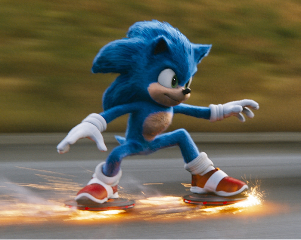 Baby Sonic debuts in new Sonic the Hedgehog trailer