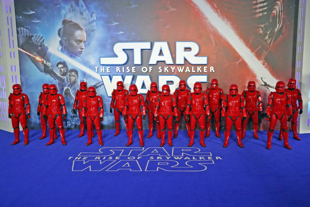 Star Wars The Rise of Skywalker fans