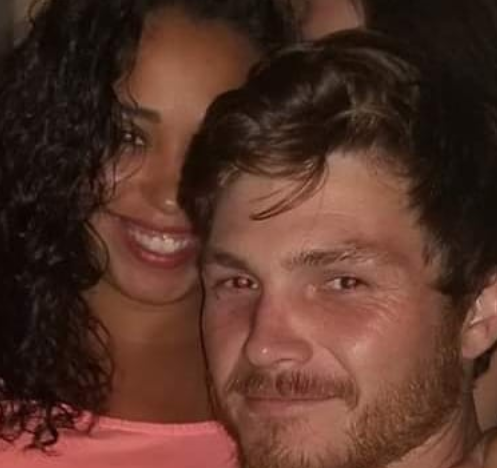Tania Maduro and Syngin Colchester of  90 Day Fiancé