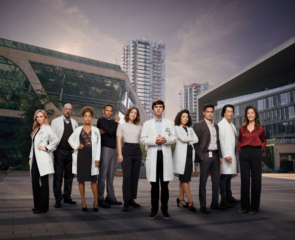 The Good Doctor cast | Art Streiber via Getty Images
