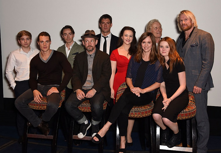 The cast of 'The Last Kingdom'