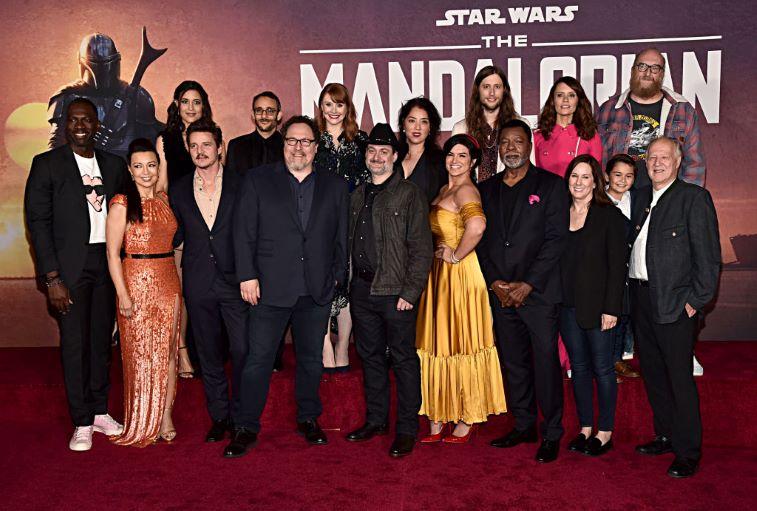 The Mandalorian Cast