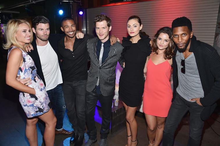 Cast of 'The Originals'