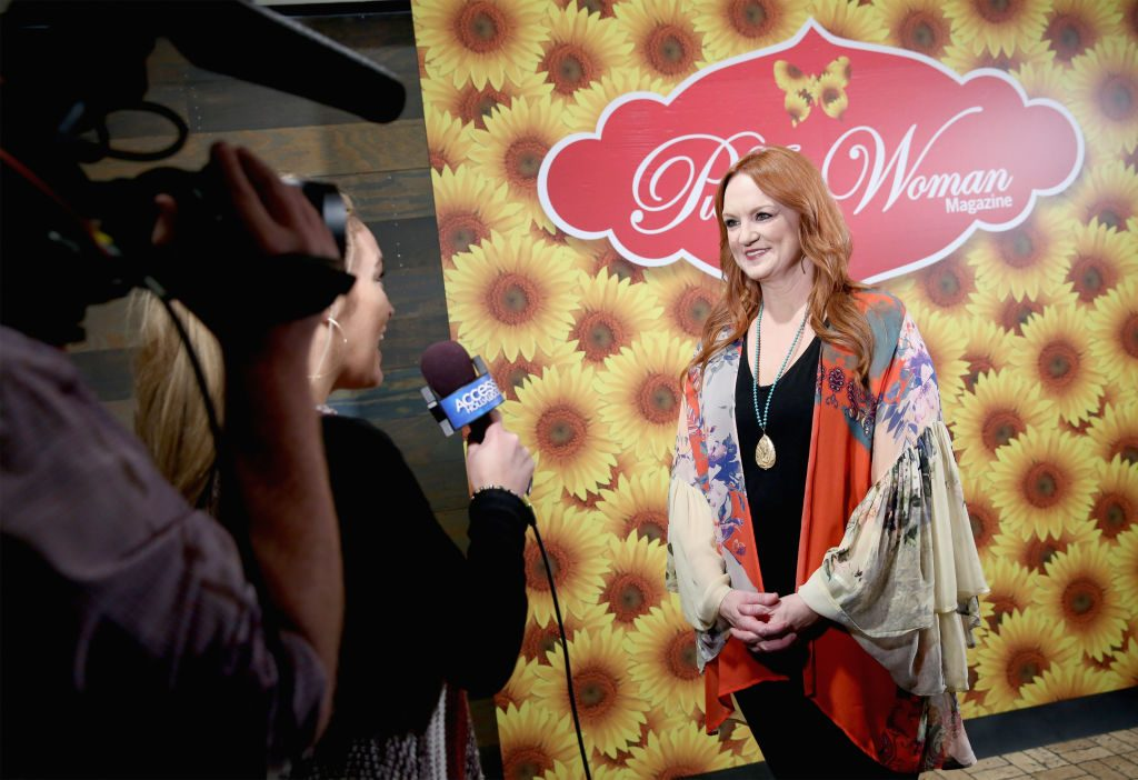 The Pioneer Woman Ree Drummond at an event for Pioneer Woman magazine | Monica Schipper/Getty Images for The Pioneer Woman magazine
