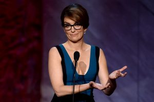 Tina Fey Admits Why She Thinks Acting is 'Embarrassing'
