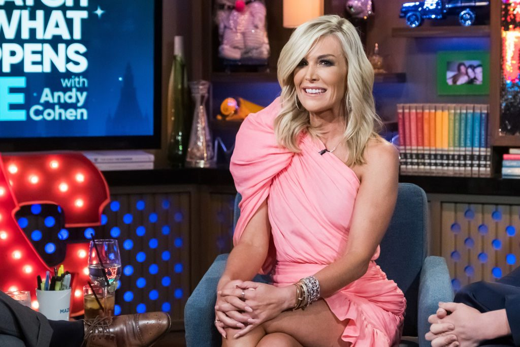 Tinsley Mortimer on 'Watch What Happens Live With Andy Cohen'