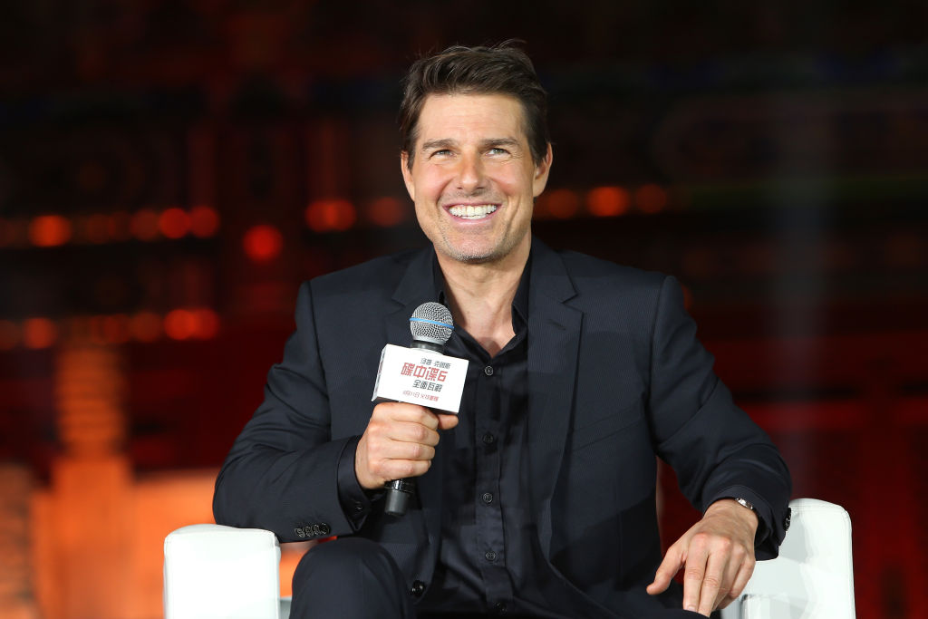 How Old Is Tom Cruise And How Many Times Has He Been Married
