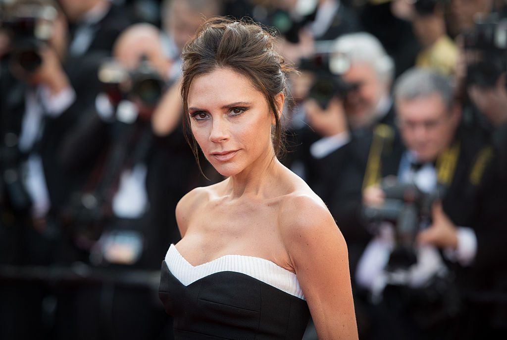 """Victoria Beckham attends the screening of """"Cafe Society"""" at the opening gala of the annual 69th Cannes Film Festival."""