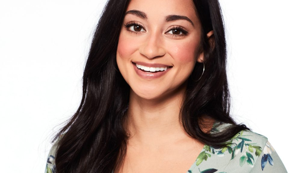 Victoria Fuller from 'The Bachelor' 2020