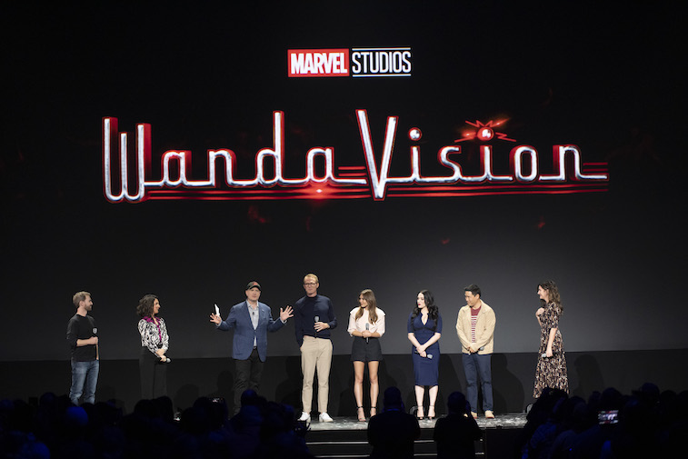 WandaVision cast