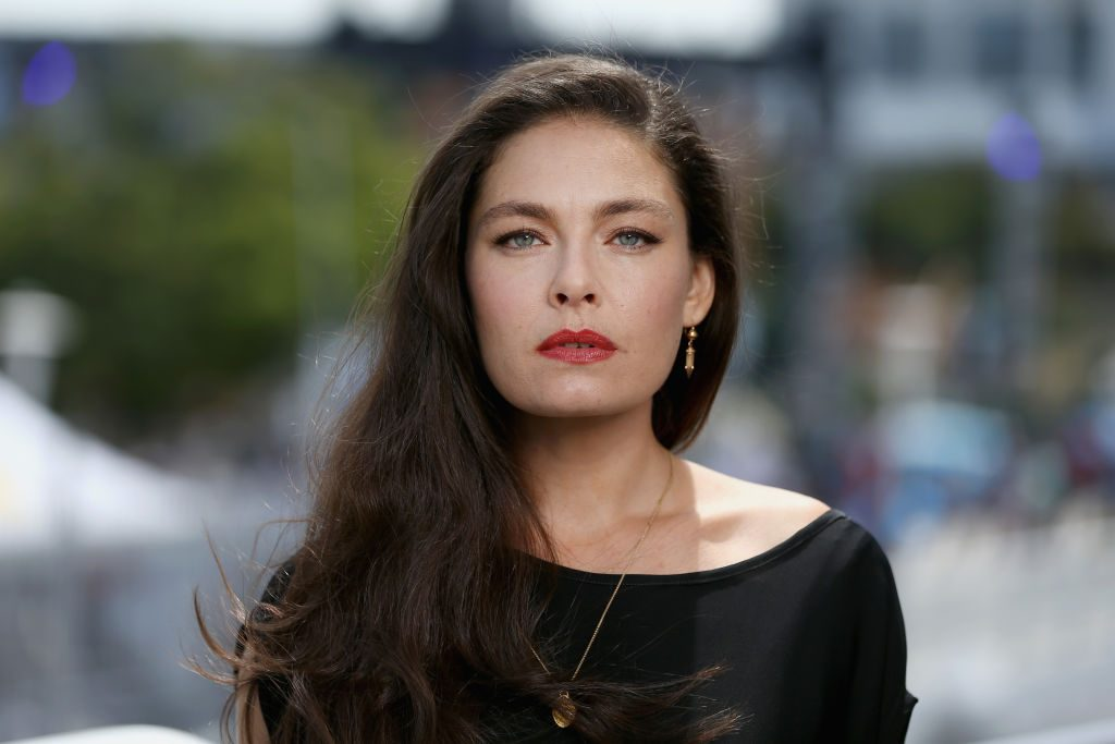 Alexa Davalos attends the #IMDboat At San Diego Comic-Con 2018.